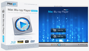 Macgo Mac Blu-ray Player